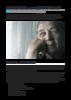La solitude chez la personne âgée : briser l'isolement - application/pdf